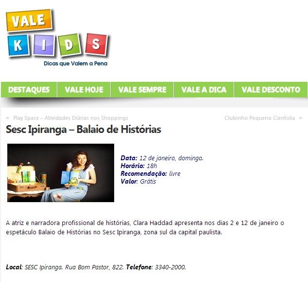 Vale Kids 06.01.14