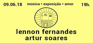 Lennon Fernandes no Escotilha